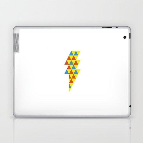 Flash Laptop & iPad Skin