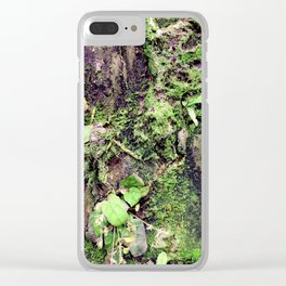 Grow Clear iPhone Case