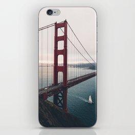 Golden Gate Bridge - San Francisco, CA iPhone Skin