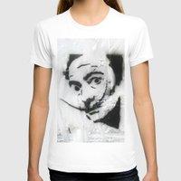 dali T-shirts featuring Dali by Hey Harriet