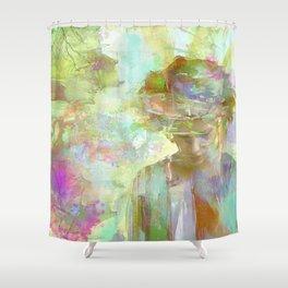 Eithne, Celtic goddess Shower Curtain