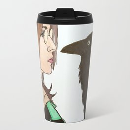 You've met with a terrible fate, haven't you? Travel Mug