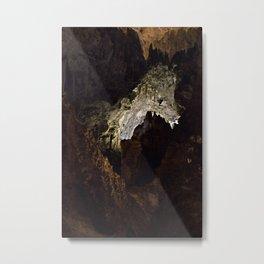 Carlsbad Caverns XIII Metal Print