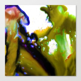 Abstract Bliss 3C by Kathy Morton Stanion Canvas Print