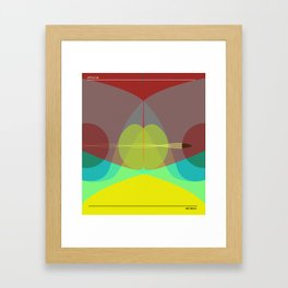 Apple 03 Framed Art Print