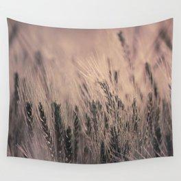 Barley-Pink Wall Tapestry