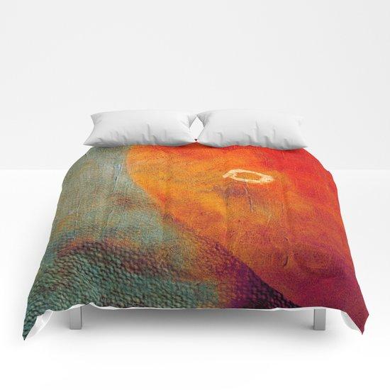 Baiacu (blowfish) Comforters