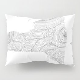 The State of Things: New York Pillow Sham