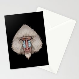 Icons of Africa - Mandrill Stationery Cards