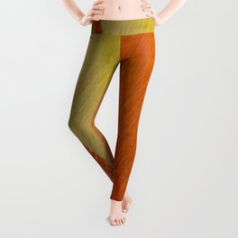 Happy Colors Strips Leggings