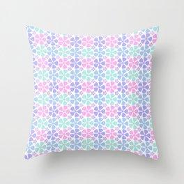 Flower Garden c5 Throw Pillow