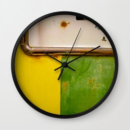 Old / Photography Wall Clock