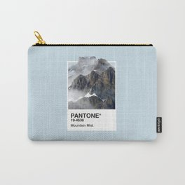 Pantone Series – Mountain Mist Carry-All Pouch