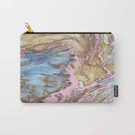 Woody Pink Carry-All Pouch