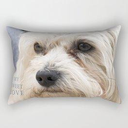 EMIL my sweet Love Rectangular Pillow