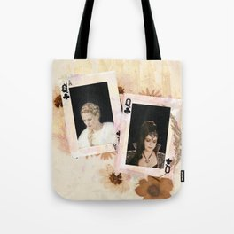 swan queen: enchanted forest Tote Bag