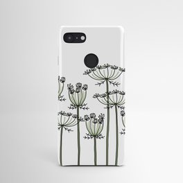 wild carrots Android Case