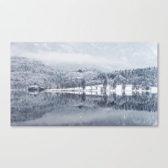 Return Canvas Print