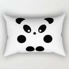 Little panda #society6 #decor #buyart #artprint Rectangular Pillow