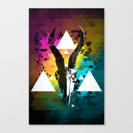 No. 1 Canvas Print