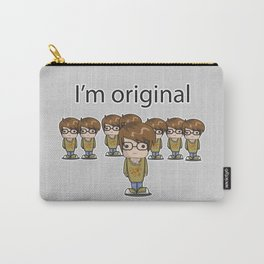 I'm Original Carry-All Pouch