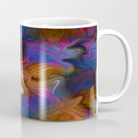 zappa Mugs featuring Cozmic Debris by Robin Curtiss