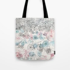 Old Town Bikes Tote Bag