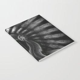 Tribe Girl Notebook