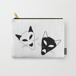 Drama Cats Carry-All Pouch