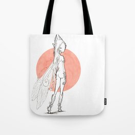 Fairy Virgo Tote Bag