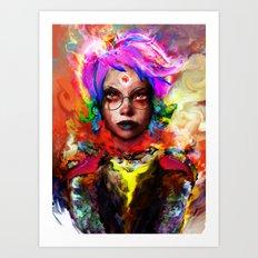 teacher Art Print
