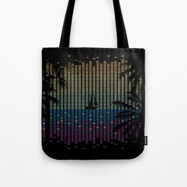 Beach Tunes Tote Bag