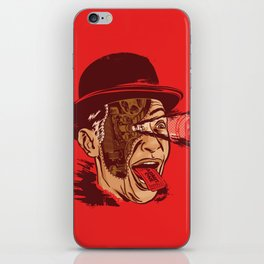 Reel Passion iPhone Skin