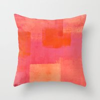 mars Throw Pillows featuring Mars by T30 Gallery