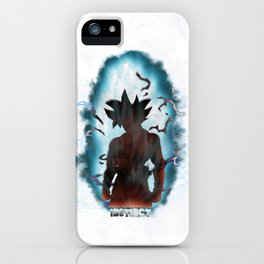 Son Goku - Limit Breaker iPhone Case