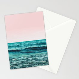 Ocean Love #society6 #oceanprints #buyart Stationery Cards