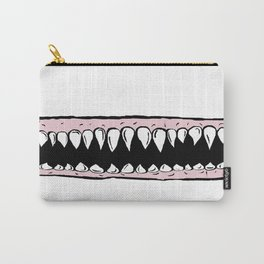 Teeth. Carry-All Pouch