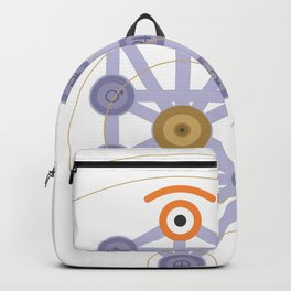 the tree of eye Backpack