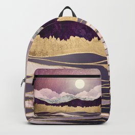 Lunar Waves Backpack