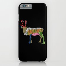 Abstract Reindeer iPhone 6s Slim Case