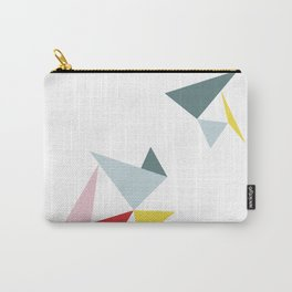 Triangles in the Sky Carry-All Pouch