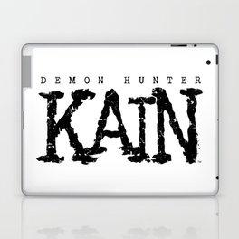 Demon Hunter Kain Black Logo Laptop & iPad Skin