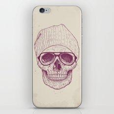 Cool skull iPhone Skin