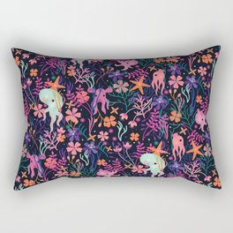 Deep Sea Rectangular Pillow