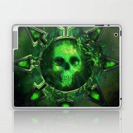 Chaos Icon - Nurgle Laptop & iPad Skin