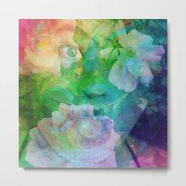 Dreaming in color Metal Print