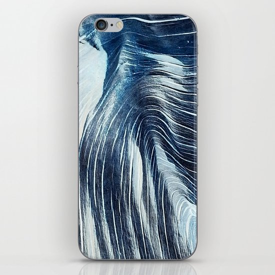 wood you iPhone & iPod Skin