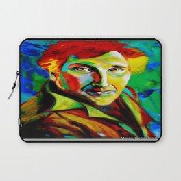 Chagall en vert Laptop Sleeve