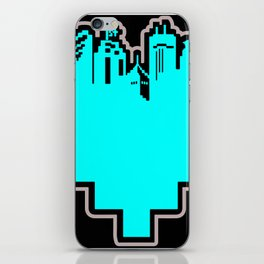HeArt of the Cities iPhone Skin