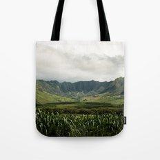 Waianae Valley Tote Bag